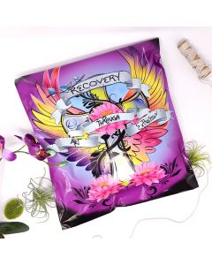 Tattoo Poly Mailers 14x17 in Support of Addiction Recovery Proceeds Donated!
