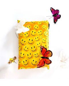 Happy Face #SmileMail Designer Poly Mailers 6x9