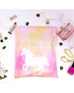 Designer Mailers Unicorn Poly Mailers 10x13