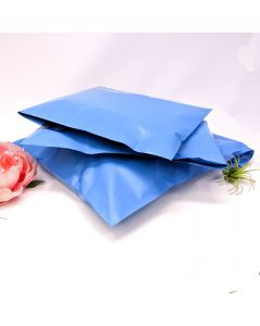 SmileMail Blue Poly Mailers 10x13