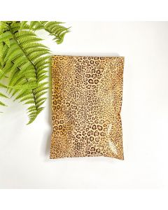 Leopard #SmileMail Designer Poly Mailers 6x9