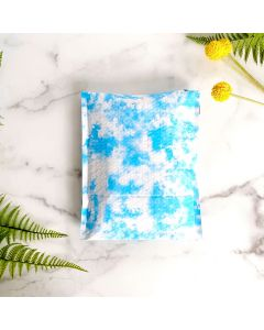 #0 Cloud Tie Dye Poly Bubble Mailers: 6.5x10 #SmileMail