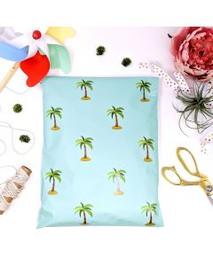 Palm Tree #SmileMail Designer Poly Mailers 6x9