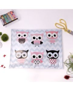 Owl #SmileMail Designer Poly Mailers 10x13