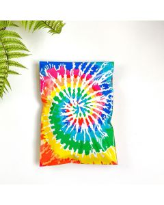 Tie Dye #SmileMail Poly Mailers 6x9